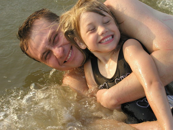 Adapting Swim Lessons for Children with Special Needs