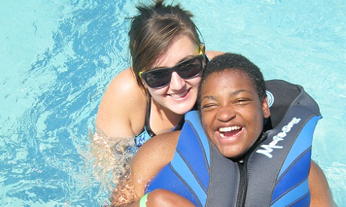 Can Kids With Special Needs Share Pool Time With Typical Kids?