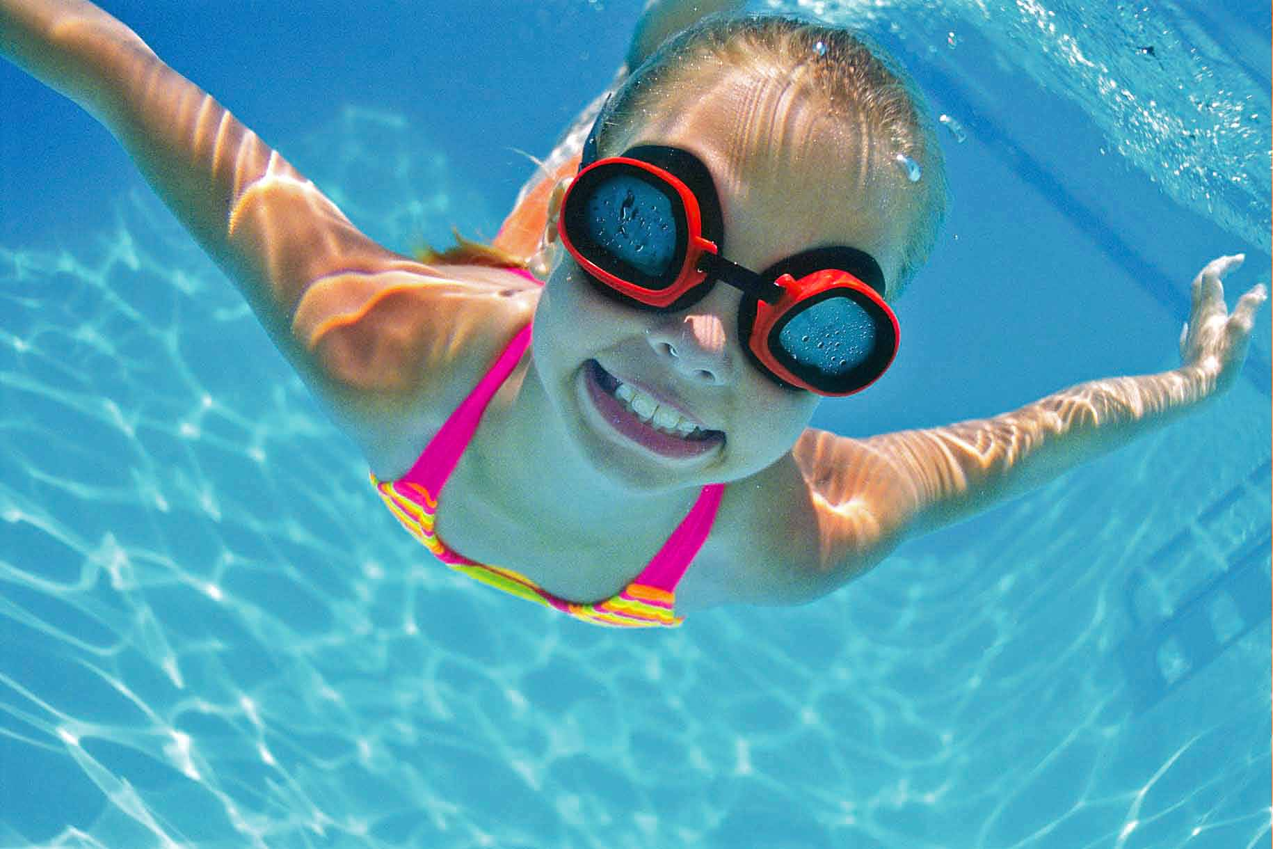 Getting Through Your Child's Swimming Lesson With Your Sanity Intact