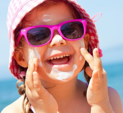 Sun Protection for Little Swimmers