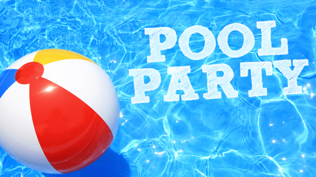The Ultimate Pool Party - A Sunsational Time for All!