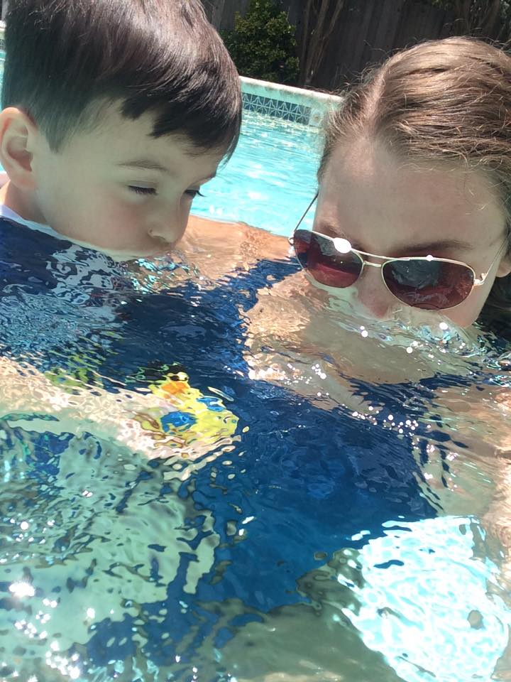 Teaching Toddlers to Hold Their Breath