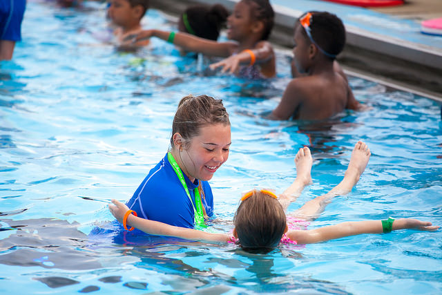 What is My Role as a Swimming Teacher?