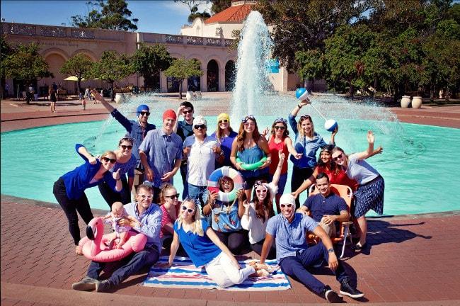 Sunsational Swim School Office Team