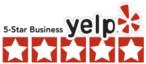 5 Star Rating - Yelp